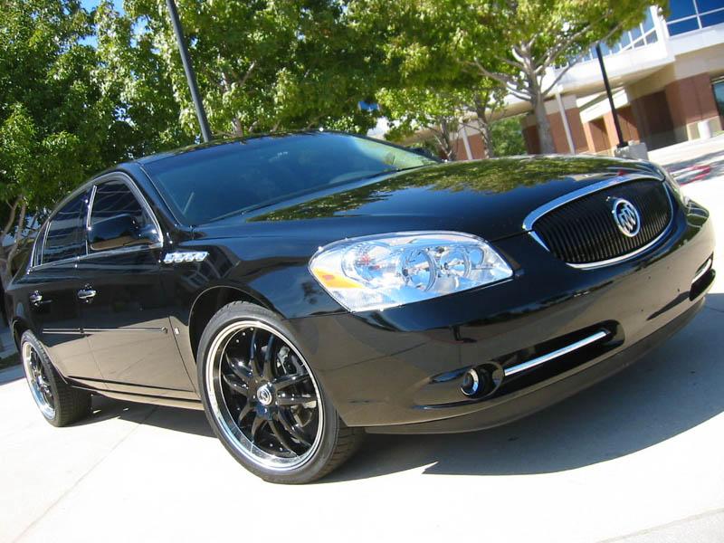 2007 Buick Lucerne Black >> 2006 Buick Lucerne Cxs